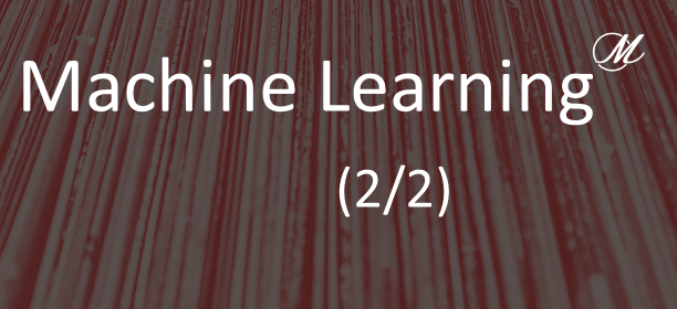 Machine Learning – semantiikkaa.